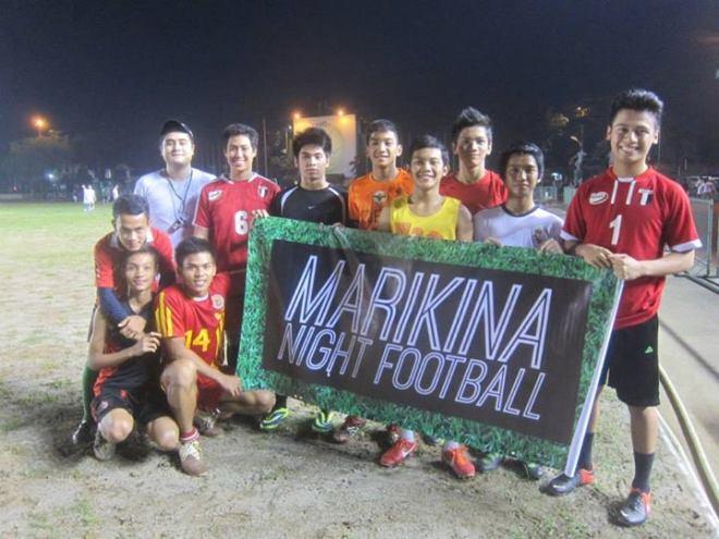 Marikina Football night 2